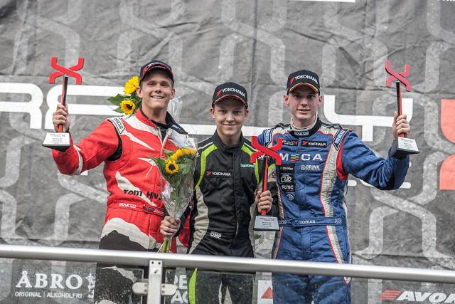STCC/RallyX Ring Knutstorp, Foto: Daniel Ahlgren - STCC