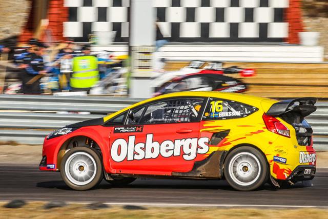Oliver Eriksson - Olsbergs MSE