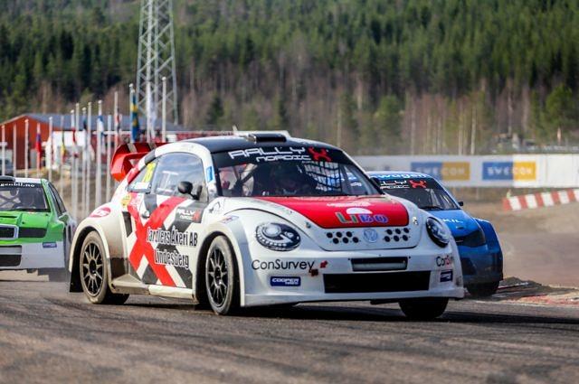 Philip Gehrman - Eklund Motorsport VW Beetle