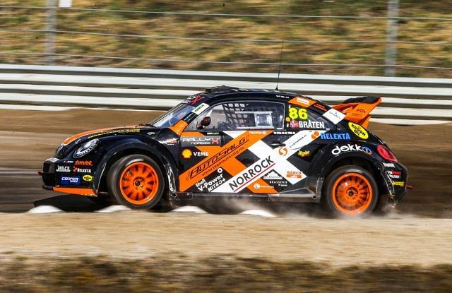Anders Braten - Eklund Motorsport