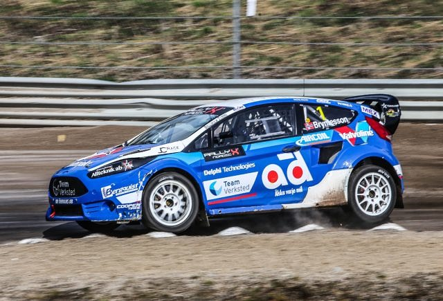 Thomas Bryntesson - JC Raceteknik