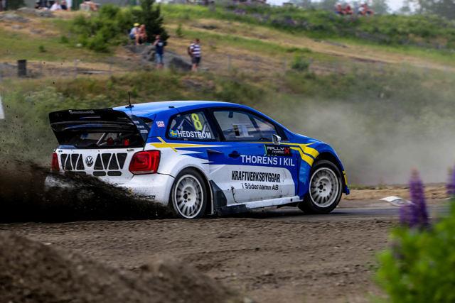 Peter Hedstrom - Hestroms VW Polo, Arvika