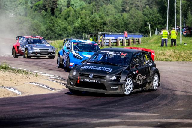 Christer Dalmans, Hedstroms Motorsport