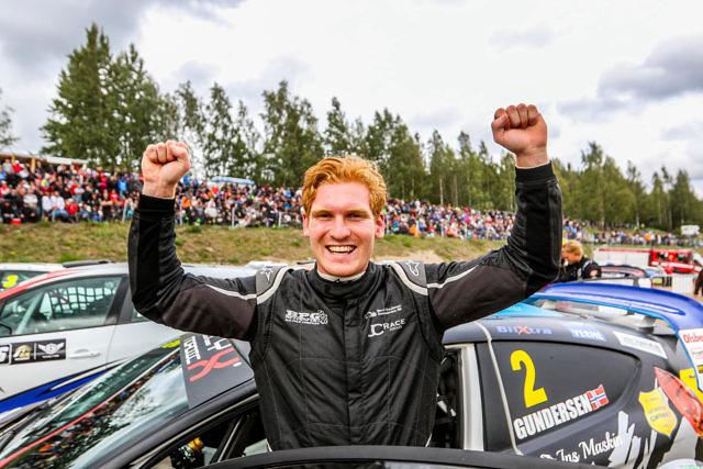 Ben-Philip Gundersen - JC Raceteknik