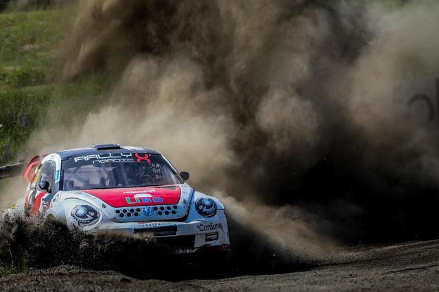 Philip Gehrman - Eklund Motorsport Volkswagen Beetle