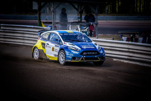 anders michalak rallyx nordic racing