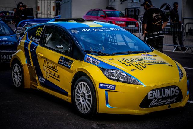 martin enlund rallyx nordic racing