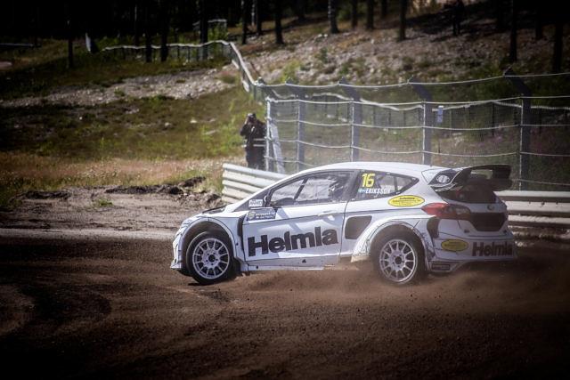 oliver eriksson rallyx nordic racing