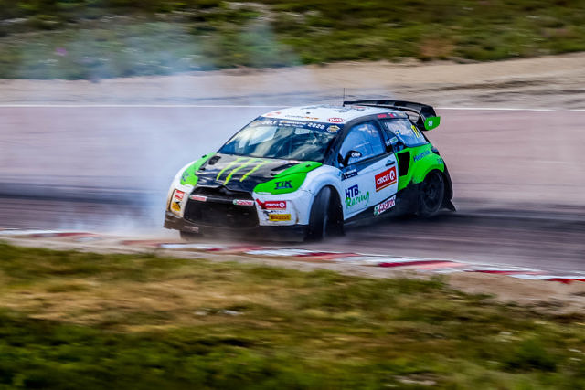 oliver solberg rallyx nordic racing