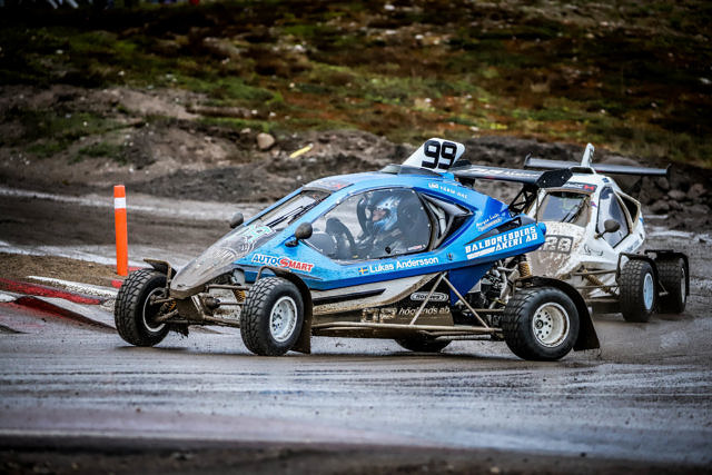Lukas Andersson CrossCar Junior Höljes May 16, 2021