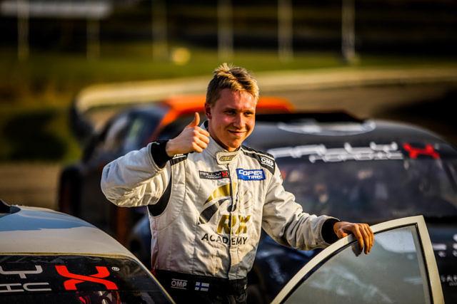 Tommi Hallman Supercar Lites Nysum May 2, 2021