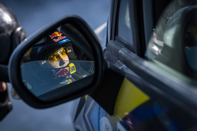 Catie Munnings World Rally Championship Torsby Sweden, February 14, 2020