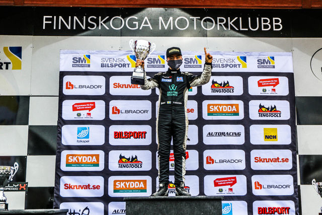 Alex Gustafsson Höljes CrossCar Junior Round 4, May 16, 2021
