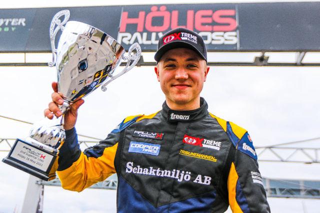 Linus Östlund Tommi Hallman Martin Jonsson Höljes Supercar Lites Round 4
