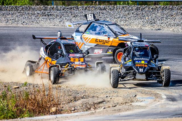 Jimmie Österberg Power RX CrossCar/Crosskart OuluZone Round 5 2021
