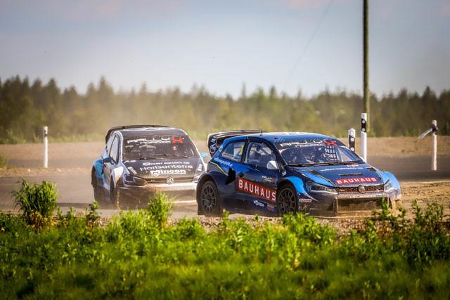 Johan Kristoffersson Anders Michalak OuluZone Round 5 June 5, 2021