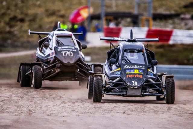 Jimmie Österberg Power RX CrossCar/Crosskart Höljes Round 4 2021