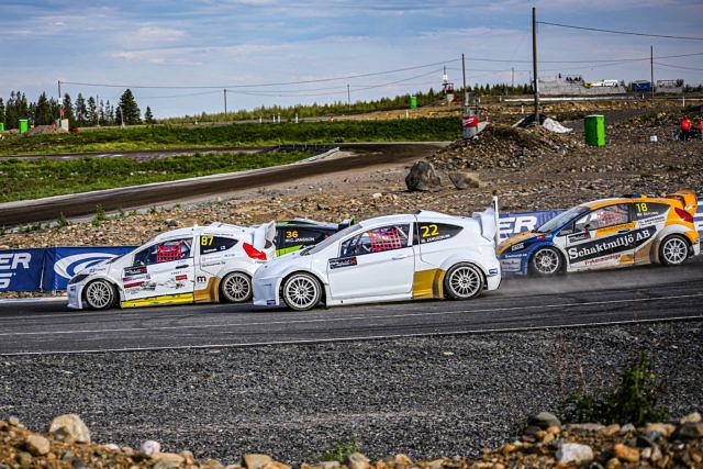 Tommi Hallman Mattis Janssom Supercar Lites OuluZone Finland June 5, 2021