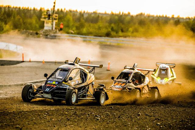 Jimmie Österberg CrossCar/Crosskart OuluZone Finland June 5, 2021