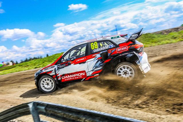 Niclas Grönholm Supercar OuluZone Finland Round 6 June 6, 2021