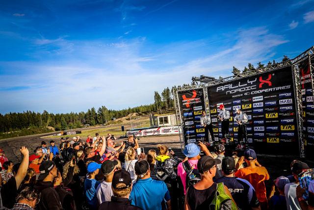 RallyX Nordic Kouvola 2019