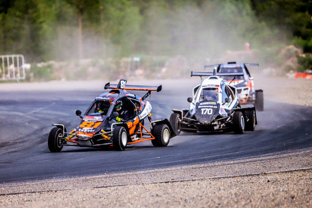 Ronalds Baldins OuluZone CrossCr/Crosskart Round 6