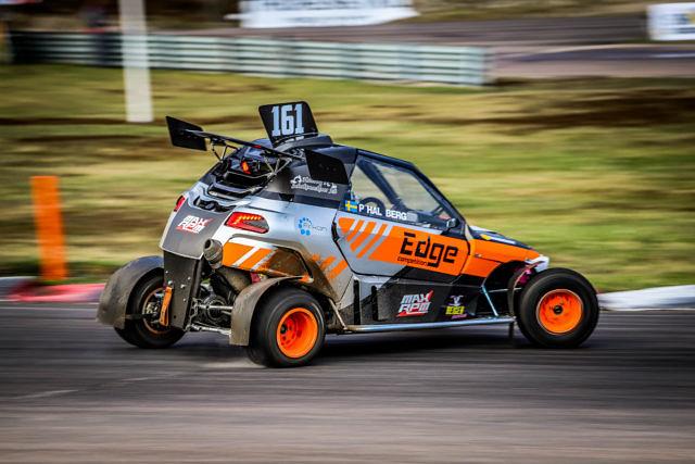 Patrik Hallberg CrossCar/Crosskart Nysum 2021