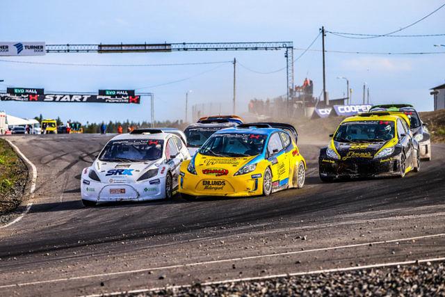 Martin Enlund Supercar Lites OuluZone Round 6