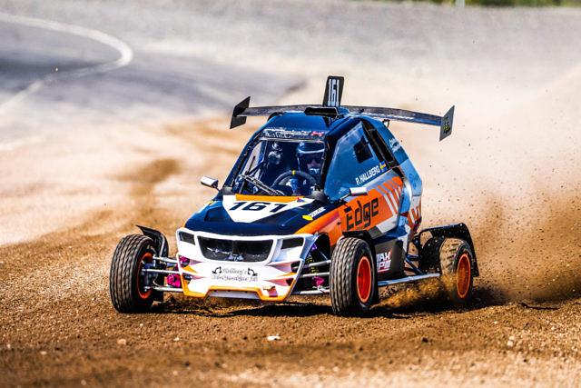 Patrik Hallberg CrossCar/Crosskart OuluZone 2021