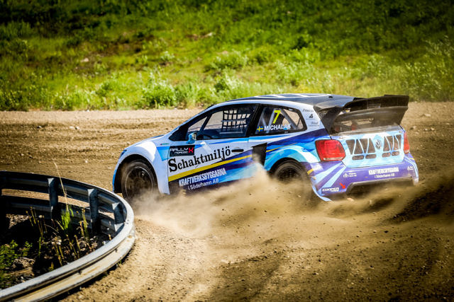 Anders Michalak OuluZone Round 5 Finland 2021