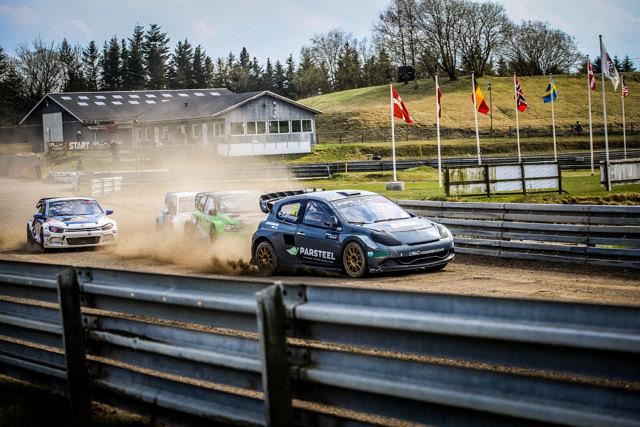 Andreas Carlsson Nysum Supercar 2021