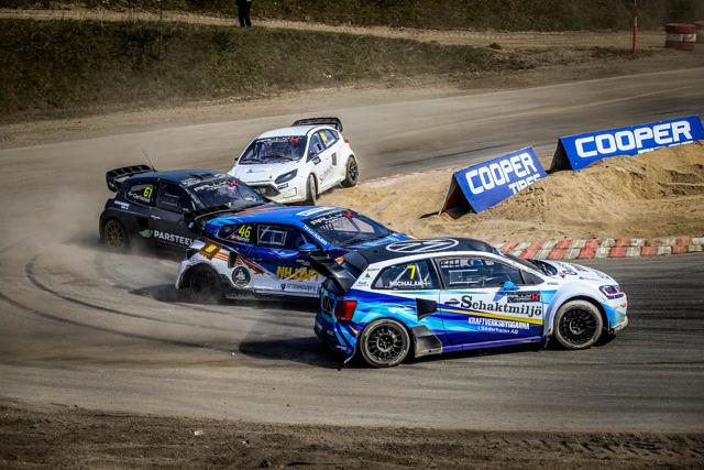 Anders Michalak Nysum Round 1 Finland 2021