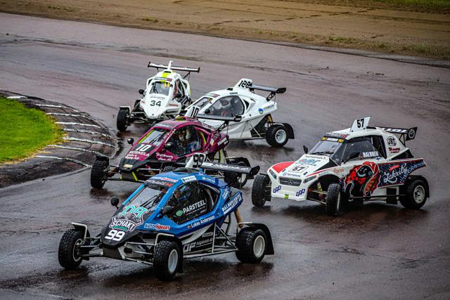 Lukas Andersson CrossCar Junior Arvika August 15