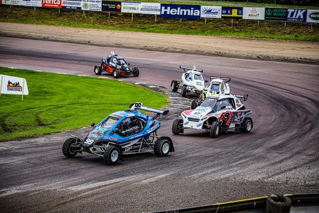 Lukas Andersson Crosscar Junior Arvika 2021