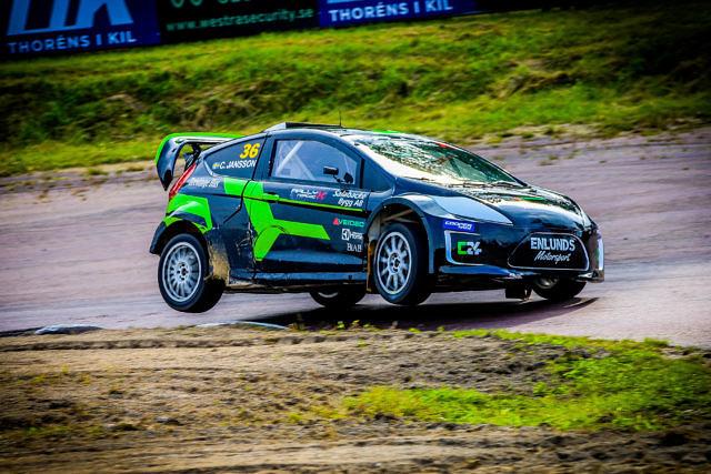 Casper Jansson Supercar Lites Arvika August 15