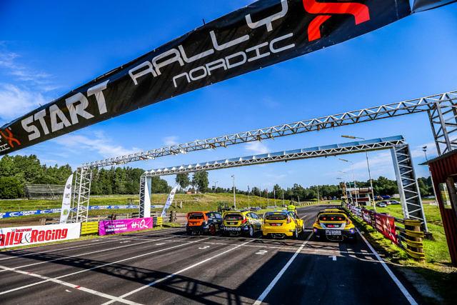 Arvika 2020 RallyX Nordic
