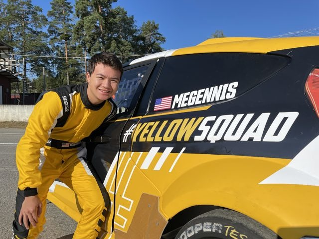George Megennis #YellowSquad